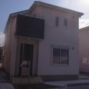 新築一戸建て 奈良市平松の外観